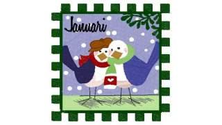 Kalender 2010 Januari