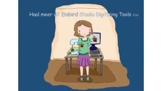 Haal meer uit Embird Studio Digitizing Tools